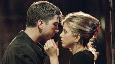 صورة من مسلسل Friends