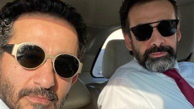 كريم عبد العزيز وأحمد حلمي