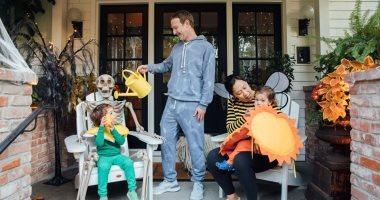 مارك زوكربيرج وعائلته
