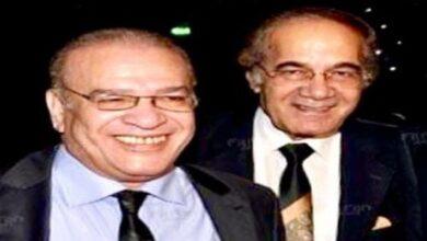 محمود ياسين مع صلاح عبد الله