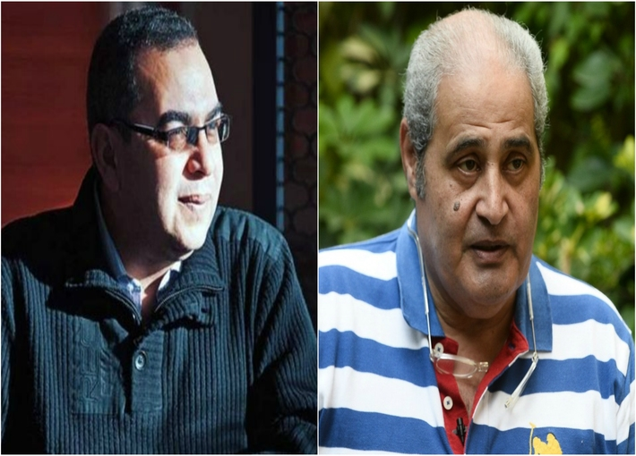 نبيل فاروق وأحمد خالد توفيق