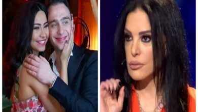 نضال الأحمدية - شيرين وحسام حبيب
