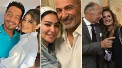هنا شيحة وليليى أحمد زاهر وميرهان حسين