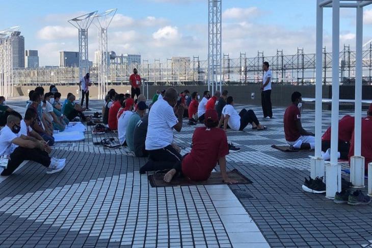 البعثة المصرية في طوكيو