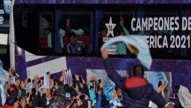 جماهير الأرجنتين