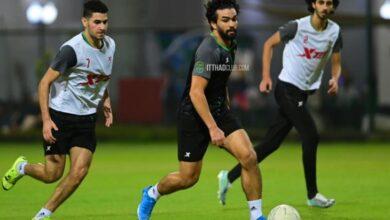 خالد الغندور لاعب الاتحاد