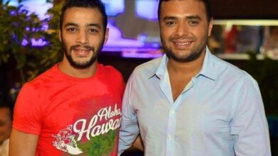 رامي صبري وشقيقه