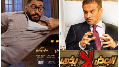 كريم عبد العزيز وتامر حسني