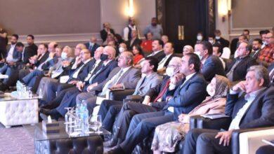 مؤتمر تقديم بعثة مصر للأولمبياد