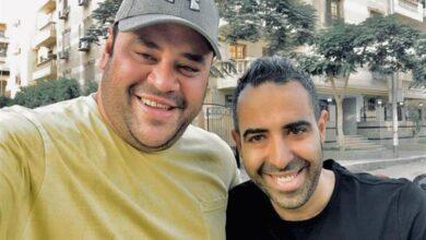 محمد ممدوح ومحمد عدوية