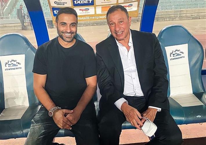 محمود الخطيب وأحمد فهمي