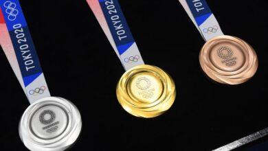 ميداليات دورة طوكيو