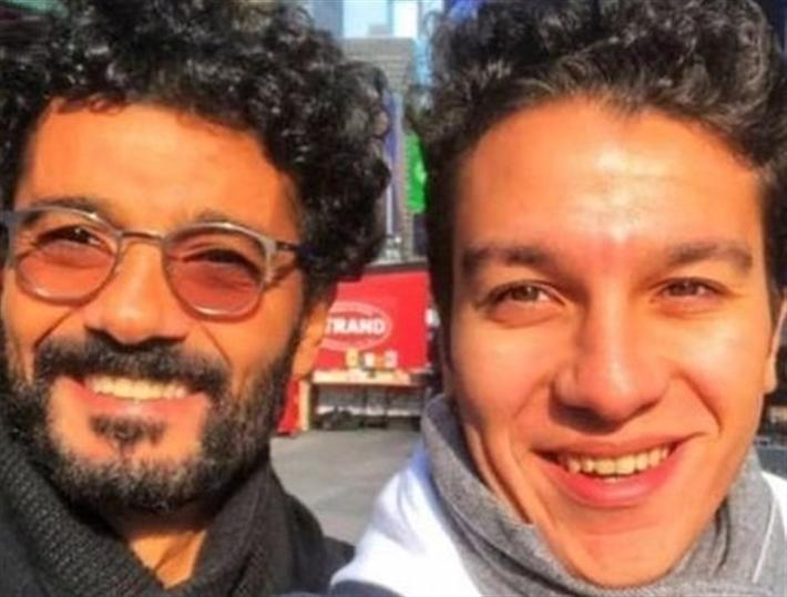 نور ووالده خالد النبوي