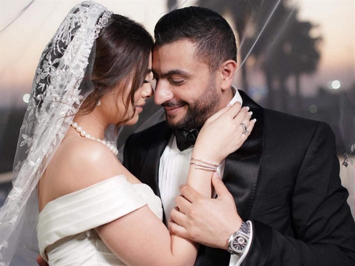 هاجر أحمد وزوجها