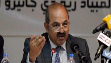 هشام حطب رئيس اللجنة الأوليمبية