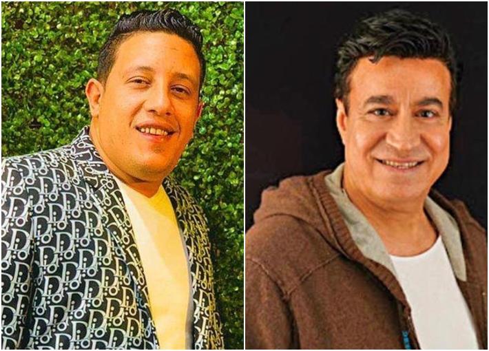 حلمي عبد الباقي وحمو بيكا