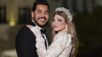 ياسمين الخطيب وزوجها رمضان حسني