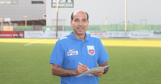 أحمد كشري مدرب الإنتاج الحربي