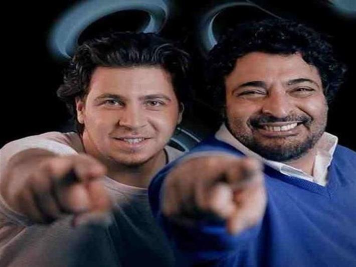 حميد الشاعري ومحمد قماح