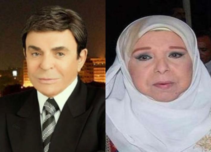 سمير صبري ومديحة حمدي