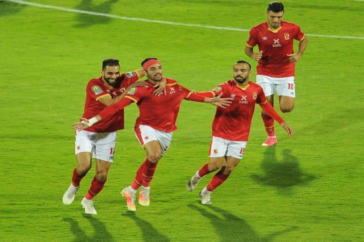طاهر محمد لاعب الأهلي