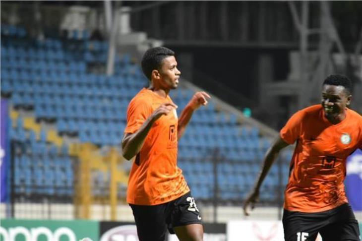 كريم بامبو لاعب البنك الأهلي