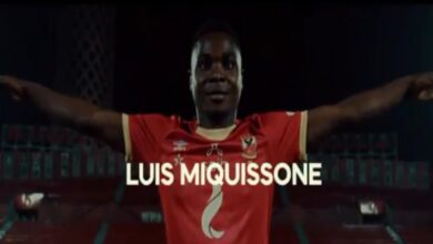 لويس ميكيسوني لاعب الأهلي الجديد