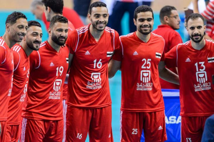 منتخب مصر للكرة الطائرة