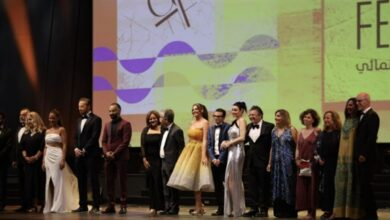 حفل افتتاح مهرجان الجونة