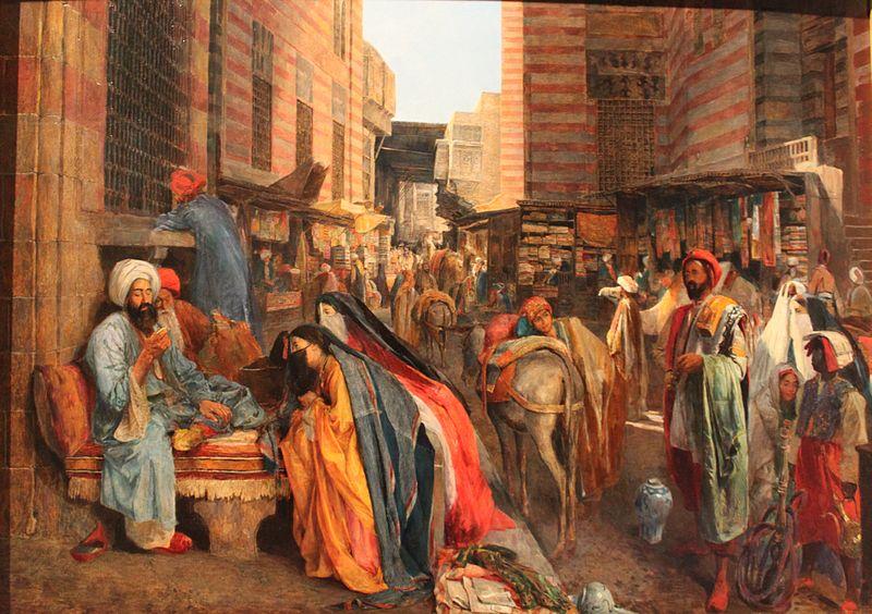 مصر مقبرة الغزاة