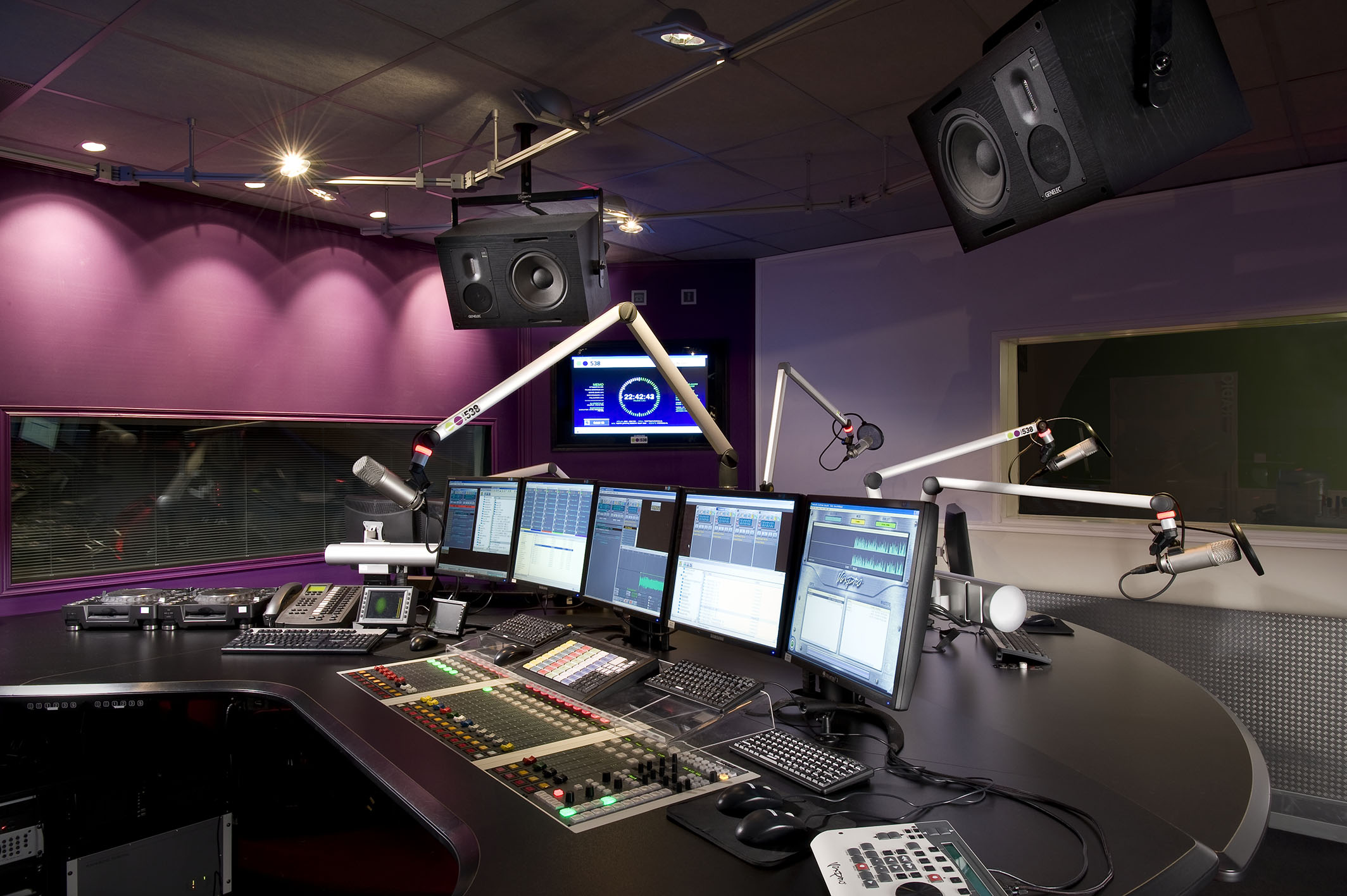 خلفية موقع راديو مصر