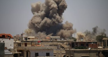 هجوم اسرائيلي جنوب سوريا