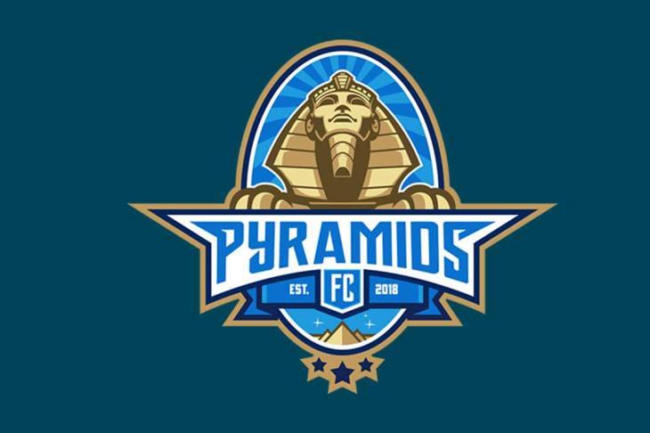 شعار فريق بيراميدز