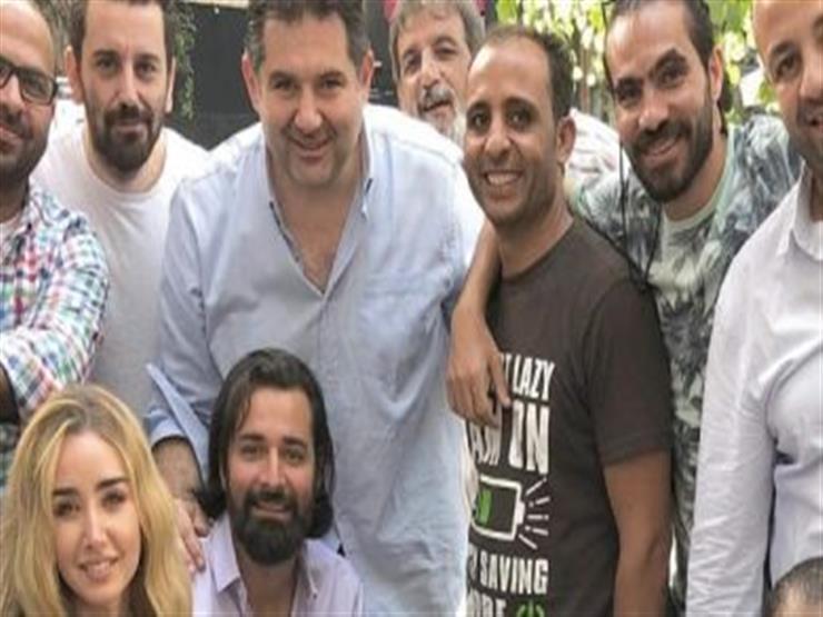 عثمان أبو لبن وفريق قصة حب