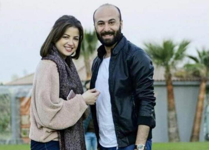 محمود متولي ومنى فاروق