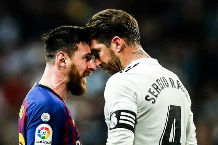 برشلونة و ريال مدريد