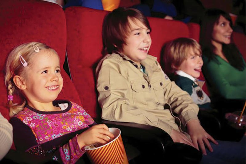صالات السينما في الرياض للاطفال