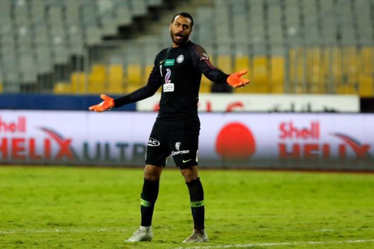 محمد أبو جبل حارس سموحة