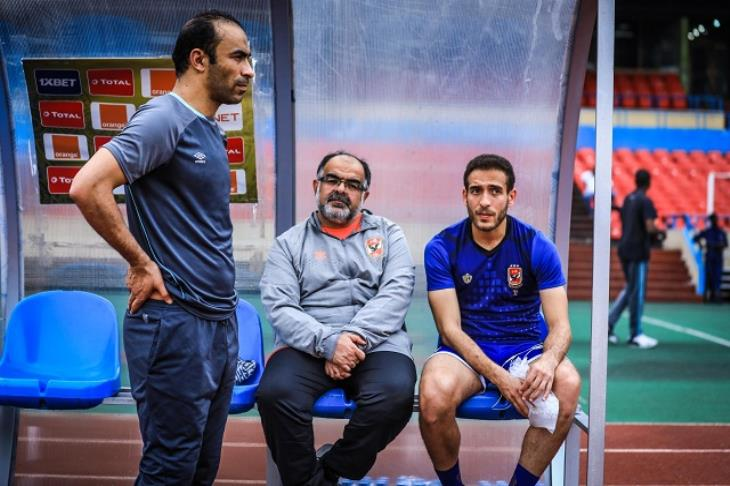 هشام محمد و سيد عبد الحفيظ