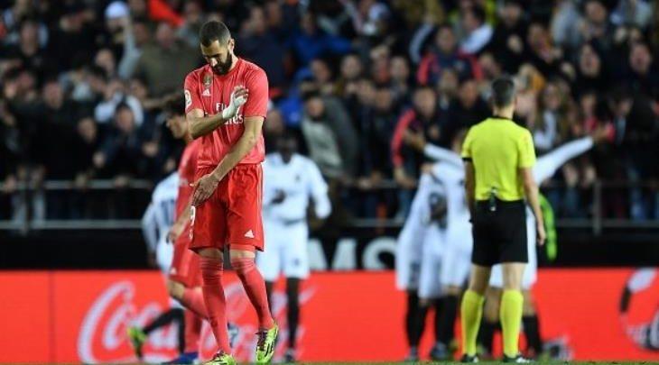 ريال مدريد و فالنسيا