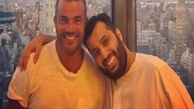 عمرو دياب وتركي ال الشيخ