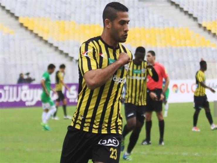 اخر تصريحات احمد علي لاعب فريق المقاولون العرب