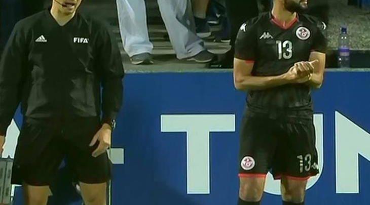عودة فرجاني ساسي ... نجم الزمالك يدعم تونس أمام كرواتيا