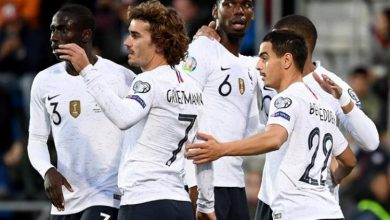 مباراة فرنسا و أندورا