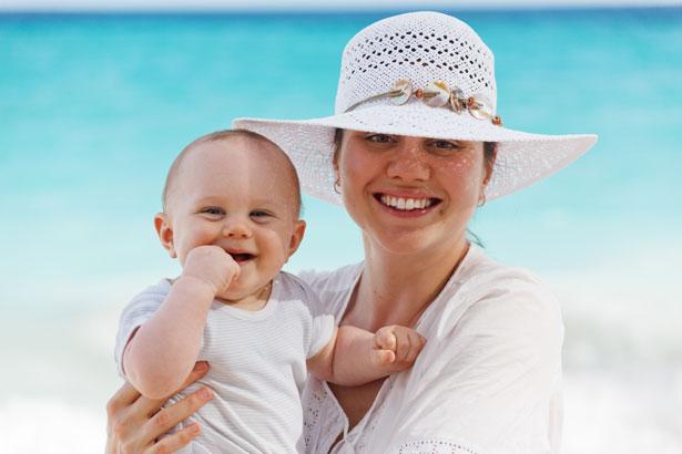 الطفل حديث الولادة