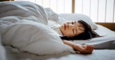 شخير الأطفال أثناء النوم