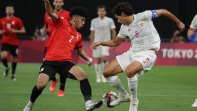 عمار حمدي لاعب المنتخب المصري
